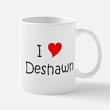 Cute I love deshawn Mug