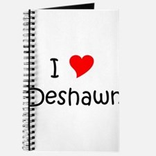 Funny Deshawn Journal