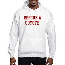 Rescue Coyote Hoodie