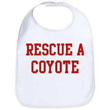 Rescue Coyote Bib