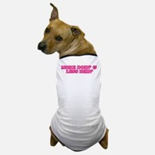 More Doin' & Less Bein' Dog T-Shirt