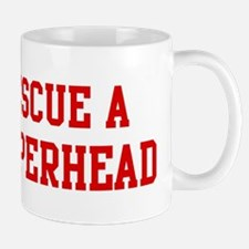 Rescue Copperhead Mug
