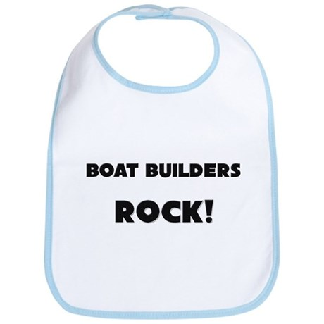 Boat Builders ROCK Bib