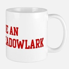 Rescue Eastern Meadowlark Mug