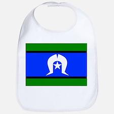 Torres Strait Islander Flag Bib