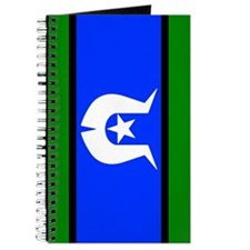 Torres Strait Islander Flag Journal