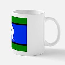 Torres Strait Islander Flag Mug