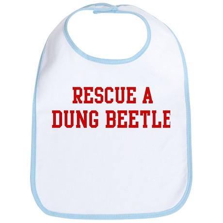 Rescue Dung Beetle Bib