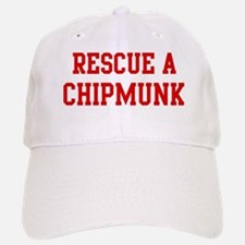 Rescue Chipmunk Baseball Baseball Cap