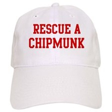 Rescue Chipmunk Baseball Cap