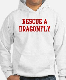 Rescue Dragonfly Hoodie