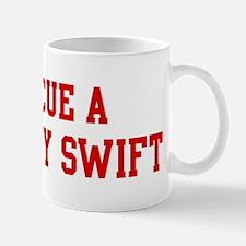 Rescue Chimney Swift Mug