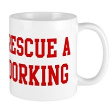 Rescue Dorking Mug