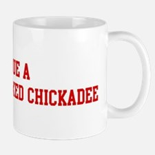 Rescue Chestnut-Backed Chicka Mug