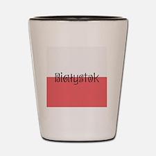 Cute Bialystok Shot Glass