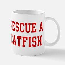 Rescue Catfish Mug