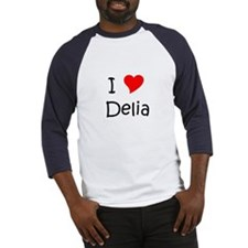 Cute Delia Baseball Jersey