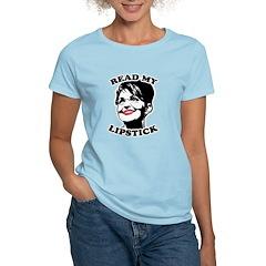 PALIN: Read my lipstick T-Shirt