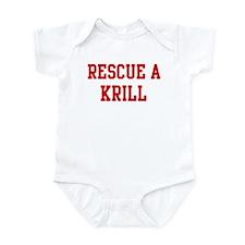 Rescue Krill Infant Bodysuit