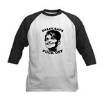 Palin says Puck Off Kids Baseball Jersey