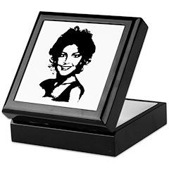 Sarah Palin Retro Keepsake Box