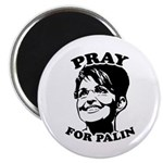 Pray for Palin Magnet