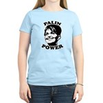 Palin Power Women's Light T-Shirt