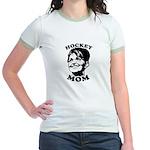 SARAH PALIN: Hockey Mom Jr. Ringer T-Shirt