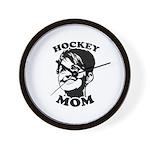 SARAH PALIN: Hockey Mom Wall Clock