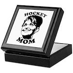 SARAH PALIN: Hockey Mom Keepsake Box