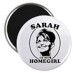 Sarah Palin is my homegirl Magnet
