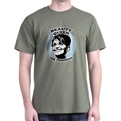 Beauty Queen for President T-Shirt