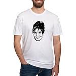 Sarah Palin Fitted T-Shirt