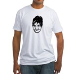 Sarah Palin Fitted T-Shirt