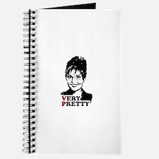SARAH FOR VP = Very Pretty Journal