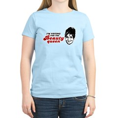 I'm voting for the Beauty Queen T-Shirt