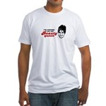 I'm voting for the Beauty Queen Fitted T-Shirt