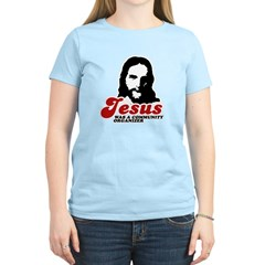 Jesus was a community organizer Women's Light T-Sh