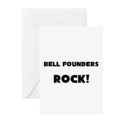 Bell Founders ROCK Greeting Cards (Pk of 10)
