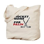 Hockey Moms for Palin Tote Bag