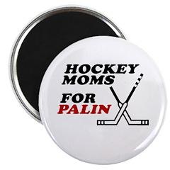 Hockey Moms for Palin Magnet