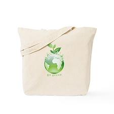 Green World Tote Bag