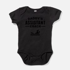 Daddys Assistant Swim Coach Body Suit