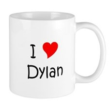 Unique Dylan Mug