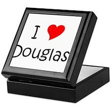 Douglass Keepsake Box