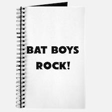Bat Boys ROCK Journal