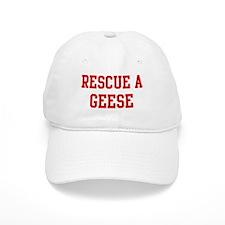Rescue Gerbil Baseball Cap