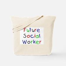 Future Social Worker Tote Bag
