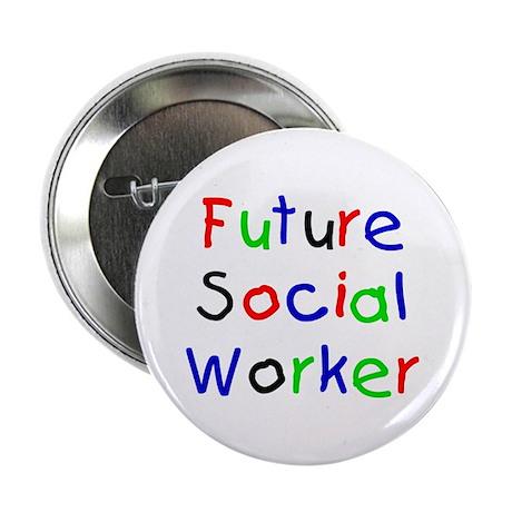 Future Social Worker Button