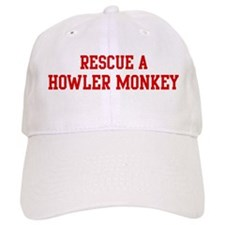Rescue Howler Monkey Baseball Cap